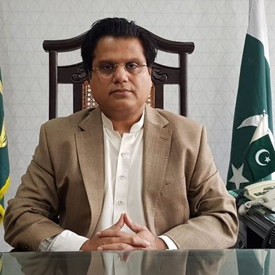 Chairman QDPS